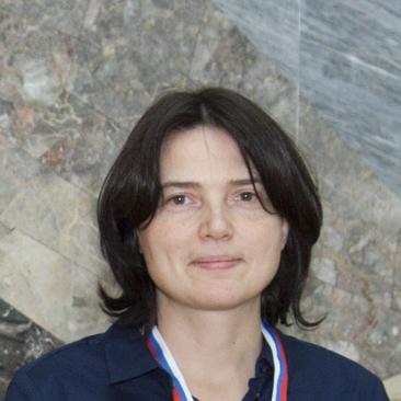 Portrait of Эльвина Кальсберг