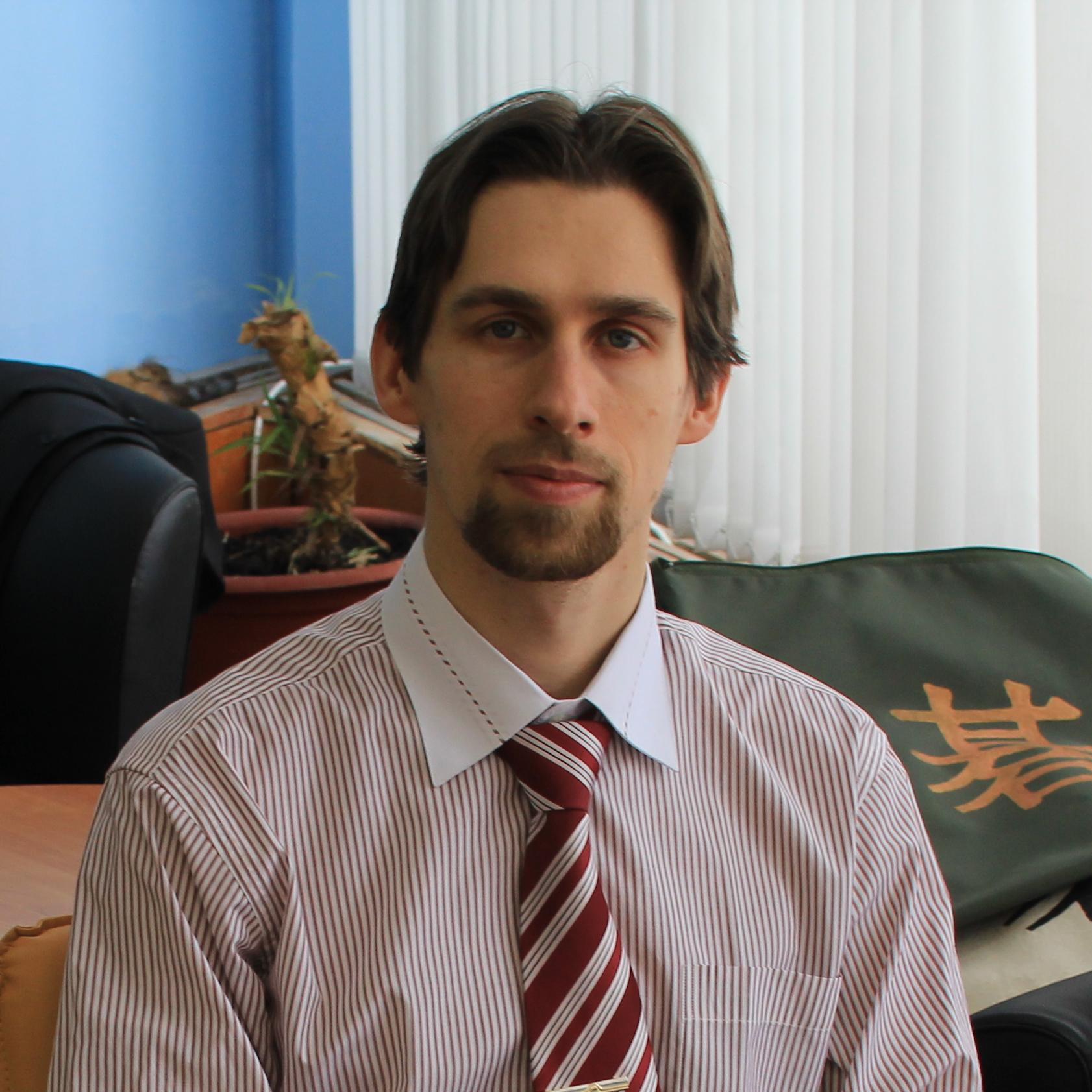 Portrait of Леонид Бычков